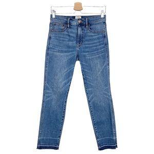 J. Crew Vintage Straight High Rise Jeans Stretch
